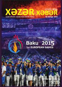 Xəzər Xəbər – İyul 2015