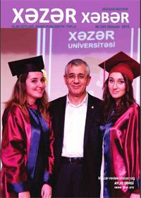 Xəzər Xəbər – Oktyabr 2015