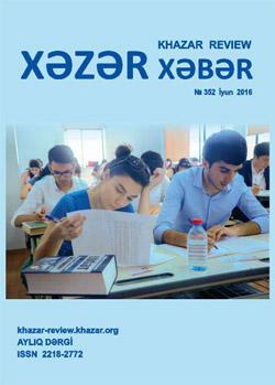 Xəzər Xəbər – İyun 2016