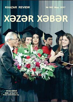 Xəzər Xəbər – May 2017