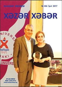 Xəzər Xəbər – İyul 2017