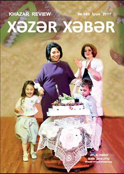 Xəzər Xəbər – İyun 2017